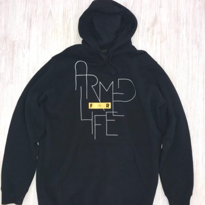 Armed for Life Hoodie